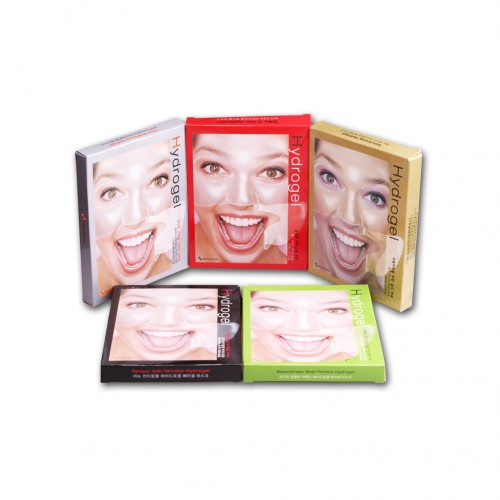 [Beauty Cosmetic] BeauuGreen Hydrogel Mask Set