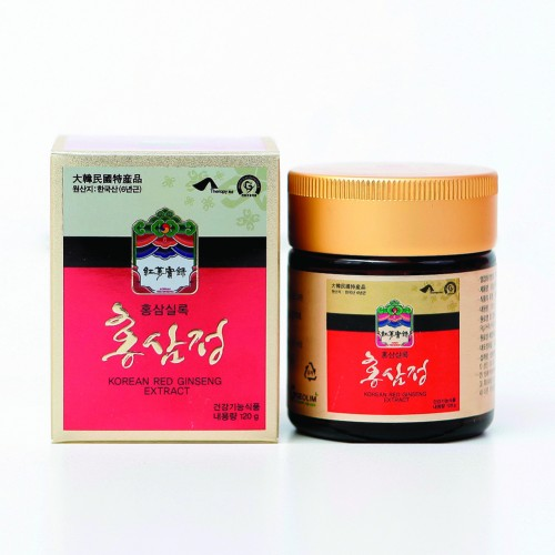 [GEOLIM PHARMACEUTICAL CO., LTD.]HONGSAMSILLOK RED GINSENG EXTRACT 120G