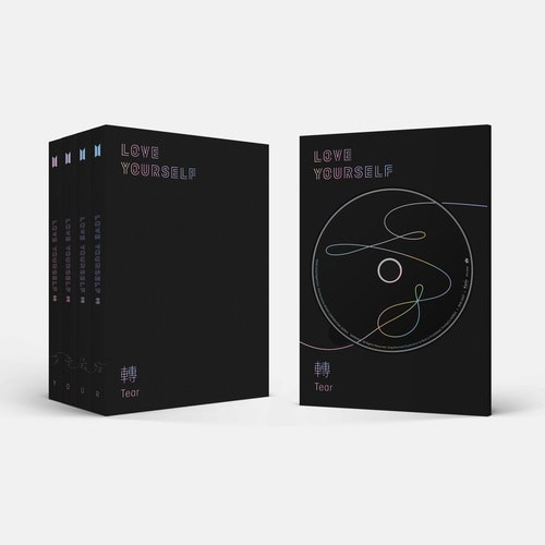 (RANDOM Ver.) [BTS] Album Vol.3 (LOVE YOURSELF 轉 'Tear')