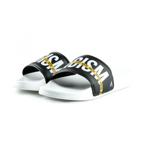 [Ksellway] Men's Slide Sandals,Non-Slip Super Soft Open Toe, Indoor Outdoor House Slipper Athletic Shoes (CS1805)