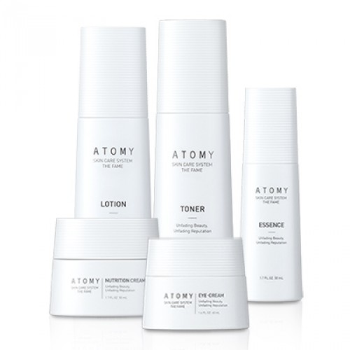 [Atomy] The Fame Skin Care total solution (Set)