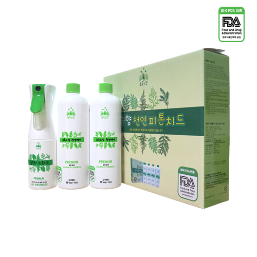 [treeoil]phytoncide spray natural deodrant(2 500ml refill)