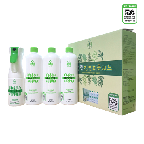 [treeoil]phytoncide spray natural deodrant(3ea 500ml refill)