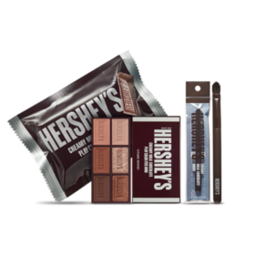 [ETUDE HOUSE] Hershey's Eye Palette Brush Special Set