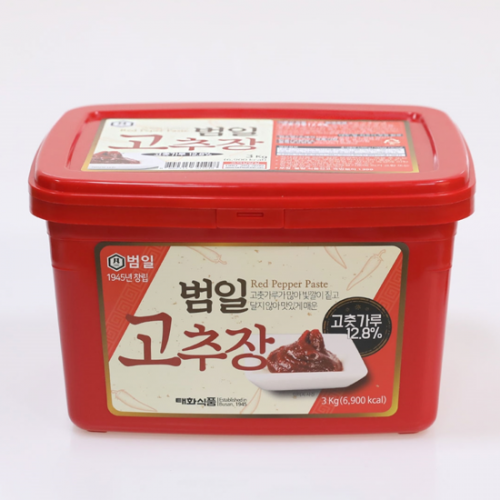 [Bumil] Gochujang (3kg) - Red Pepper Paste