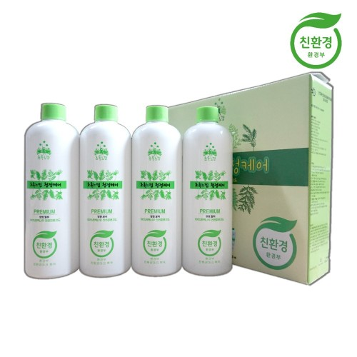 [treeoil]Cypress phytoncide spray 500ml refill 4 bottles