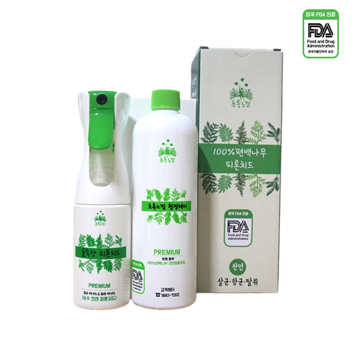 [treeoil]phytoncide spray natural deodrant(1ea 500ml refill)