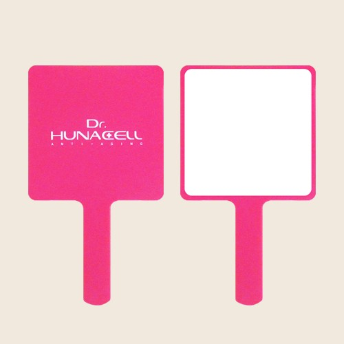 [Dr.hunacell] Square Hand Mirror