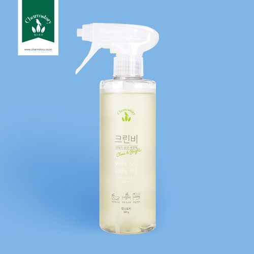 [Charmstory] CLEAN B Daily Disinfectant Cleanser (380g)