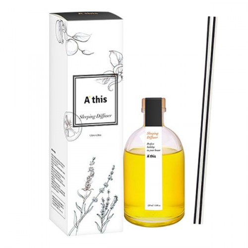 [Athis] Sleeping Reed Diffuser/ Air Freshener (120ml)