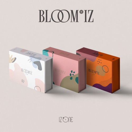 [IZ*ONE] - Full Album Vol.1 [BLOOM*IZ] (Random Ver.)