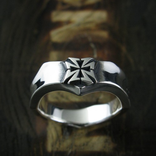 [STERLINGWORTH]  Destiny Ringlet  Ring