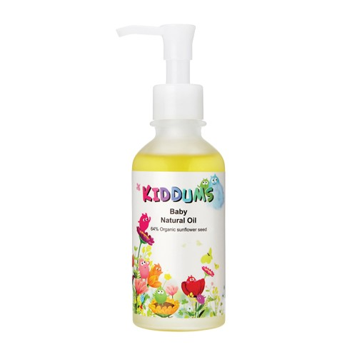 [KIDDUMS] BABY NATURAL OIL (110ml)