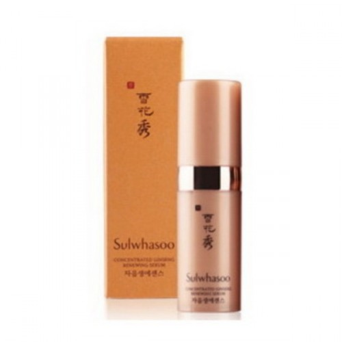 [SULWHASOO] Concentrated Ginseng Renewing Serum  (5ml)