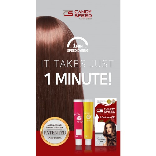 [candyspeed] 1 Minute Hair Color