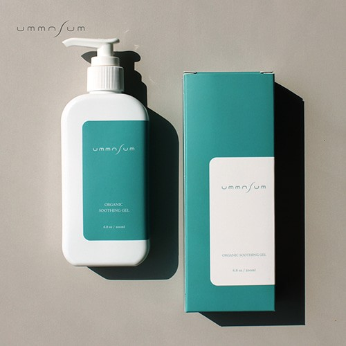 [ummafum]Colostrum Sialylactose Organic Soothing Gel (200ml)