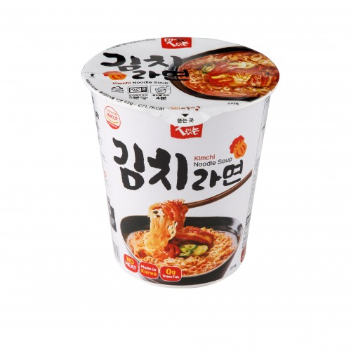 [THE Delicious] Noodle Soup (Kimchi Noodle Soup / Spicy Black Bean Noodle) 15EA