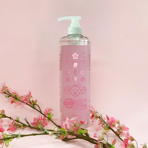 [GOWITH] ALL IN ONE Nature Fabric Softener Cherryblossom (1000ml)