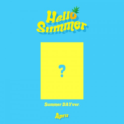 [APRIL] - Summer Special Album [Hello Summer] (Summer DAY Ver.)