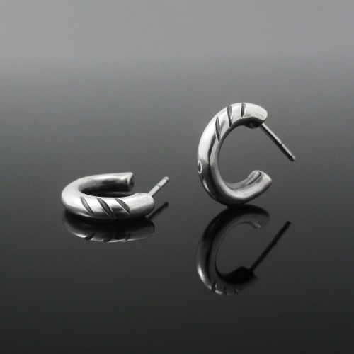 [STERLINGWORTH] catclaw65 Earring (exo / lay )