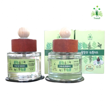 [treeoil]phytoncide diffuser natural air freshener(2ea 100ml)
