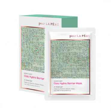 [pour LAPEAU] Cica Hydra Barrier Mask (25g x 10sheet)