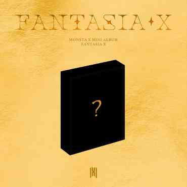[MONSTA X] - Mini Album [FANTASIA X] (Kit Album)