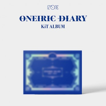 (Pre-order) [IZ*ONE] Mini Album Vol.3 [Oneiric Diary] (Kit Album)