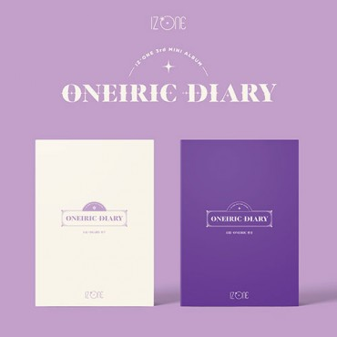 [IZ*ONE] Mini Album Vol.3 [Oneiric Diary] (Random Ver.)