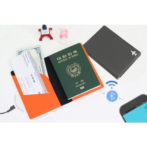 [Where Wear] Smart Passport case