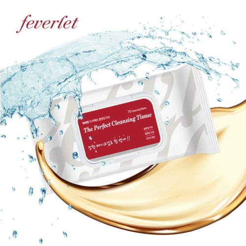 [Feverlet] The Perfect Cleansing Tissue (70ea)