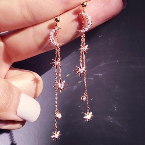 [Wingbling] A Radiant Day Earring Fashion Jewelry