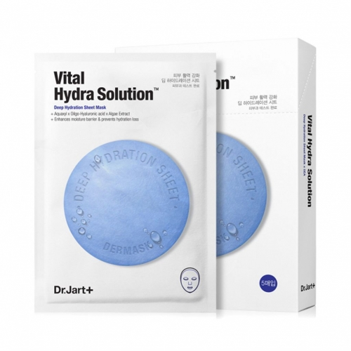 [Dr.Jart+] WATER JET VITAL HYDRA SOLUTION (5PIECE)