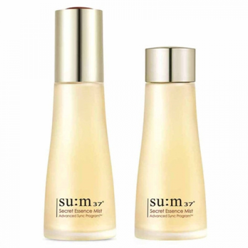 [su:m37º]  Secret Essence Mist (60ml*2)