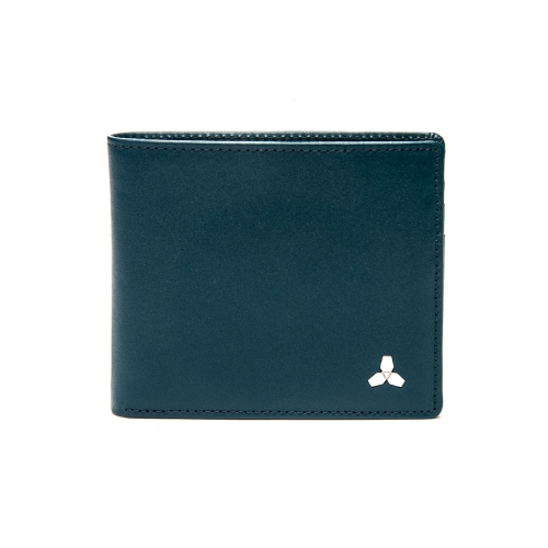 [CO_N_CREAT] Symbol Mens Wallet Turquoise