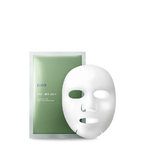 [IOPE] LIVE LIFT MASK (5pcs)