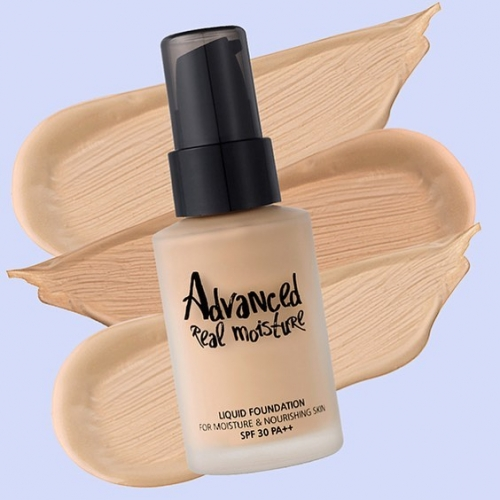 [touchinsol]Advanced Real moisture Liquid foundation (30ml)