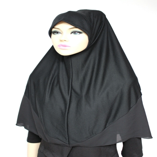 [The twelve] TH179 Women`s Stylish Designed Cape Hijab Series*MADE IN KOREA*