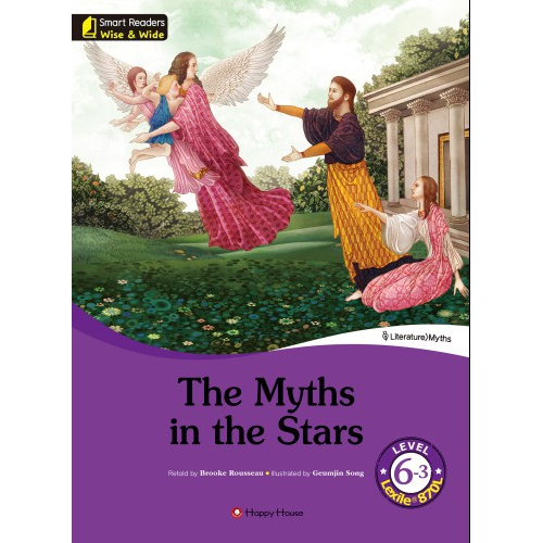 [darakwon] Smart Readers Wise & Wide 6-3 The Myths in the Stars