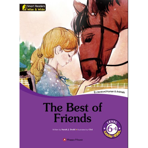 [darakwon] Smart Readers Wise & Wide 6-4 The Best of Friends