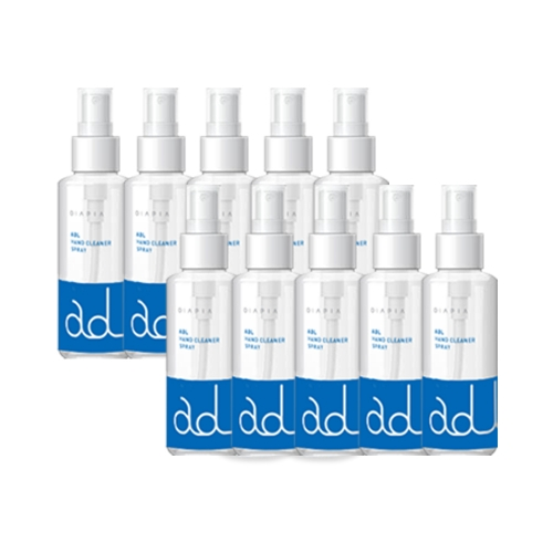 [DIAPIA] ADL Hand Cleaner Spray(110ml*10ea)