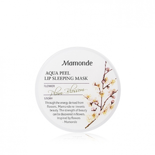 [Mamonde] Aqua Peel Lip  Mask (20g)