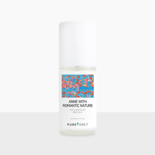 [Pureforet] Perfume Hair Mist – Blooming Bouquet Scent (Anne with Romantic), 80ml