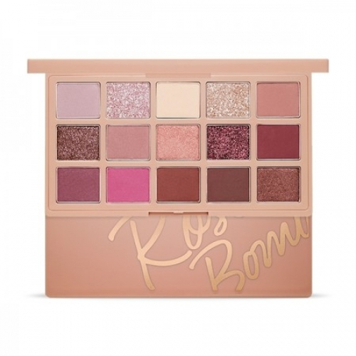 [ETUDE HOUSE] Play Color Eye Palette #Rose Bomb (14.7g)