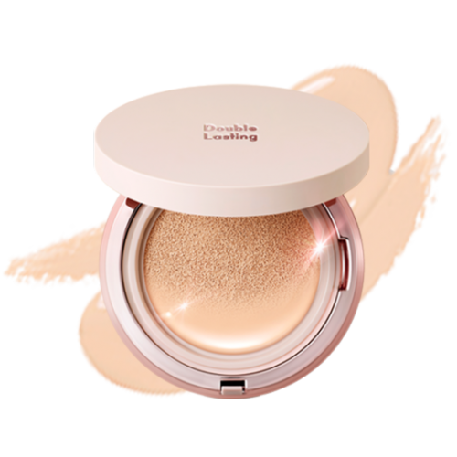 [ETUDE HOUSE] Double Lasting Cushion Glow SPF50+PA+++ (15g)
