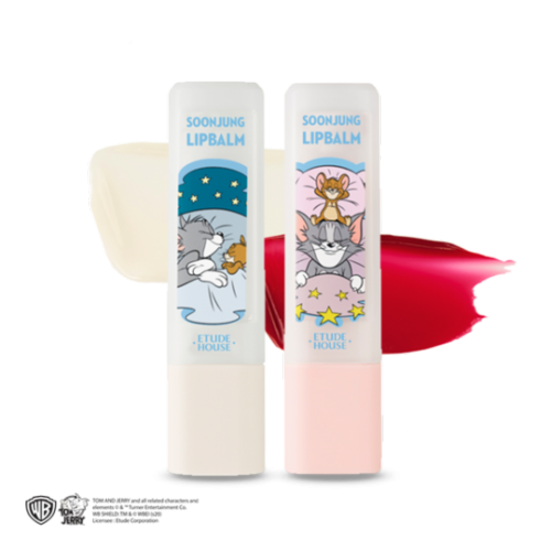 [ETUDE HOUSE] Lucky Together Soonjung Lip Balm (3g)
