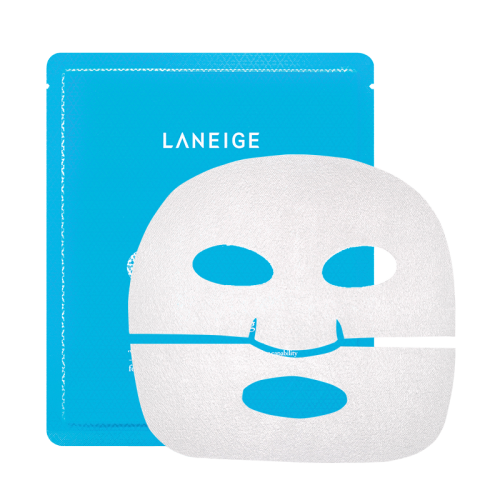 [LANEIGE] Water Bank Double Gel Soothing Mask EX (5 sheets)