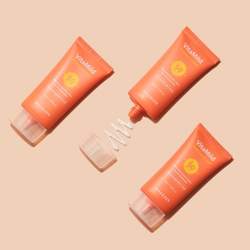 [HAYEJIN] VitaMild Pink Sun Cream SPF50+ PA++++ (50ml)