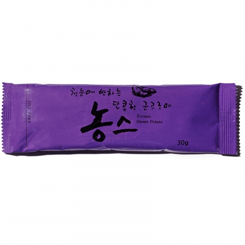 [Nong's] roasted sweet potato powder stick pack (30g purple sweet potato)