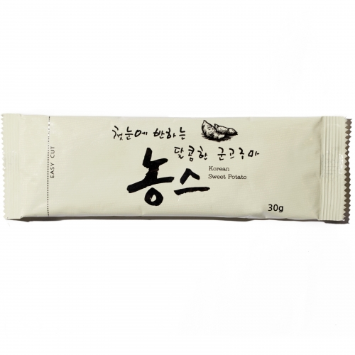 [Nong's] Roasted Sweet potato Powder Stick pack (30g, Honey sweet potato)